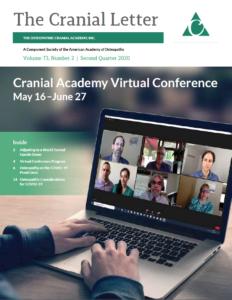 Cranial Letter - Q2 - 2020
